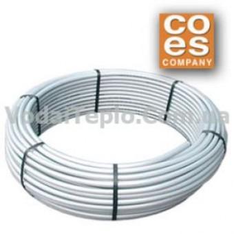 Труба металлопластиковая Ø26мм, бесшовная, для водоснабжения и отопления.