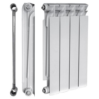 Радиатор биметаллический KATERM, 500/76