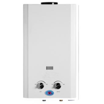 Проточный газовый водонагреватель MILANO QC - A01