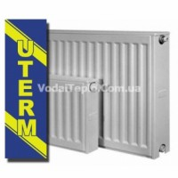 Радиатор стальной Ютерм,  500х900 22 РККР