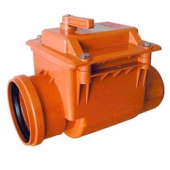 Обратный клапан ø110
