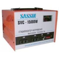 "Стабилизатор ""SASSIN"" однофазный SVC- 1500 VA"