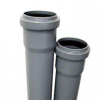 Труба ø110 х 0,5м канализация внутренняя