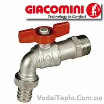 """Кран шаровый 1/2"""" Giacomini R620X003"""
