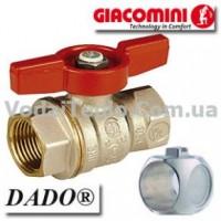 Кран шаровый Giacomini DADO